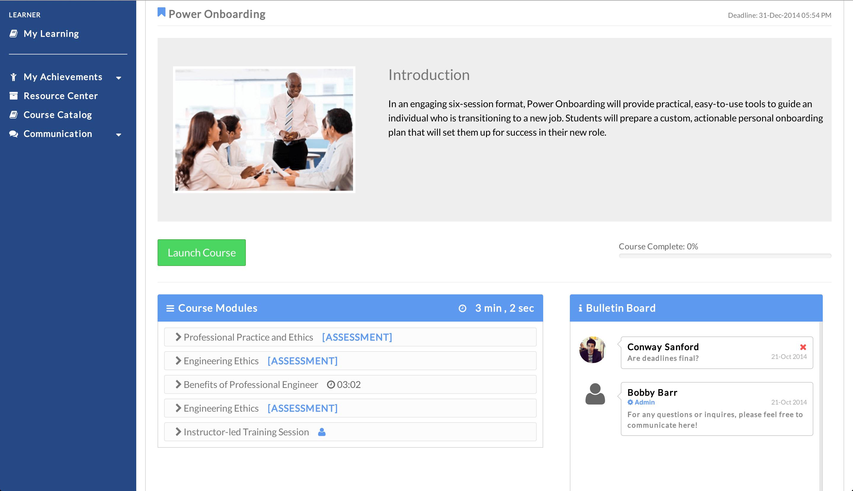 training software tools