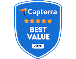 Capterra Best Value LMS 2020