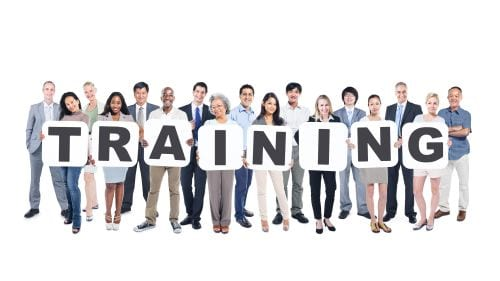 Online training courses
