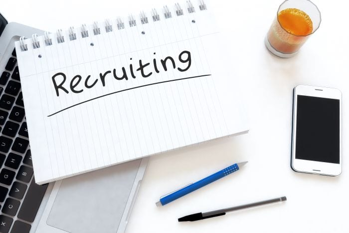 Technology for recruiting