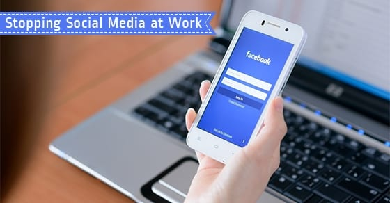 Cutting Down on Social Media Use During Office Hours | SkyPrep