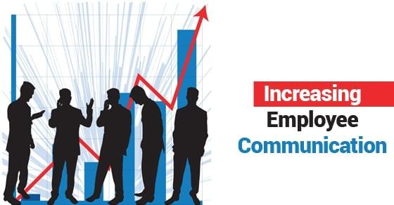 increasing employee communication