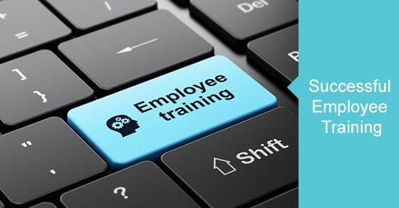 successful employee training