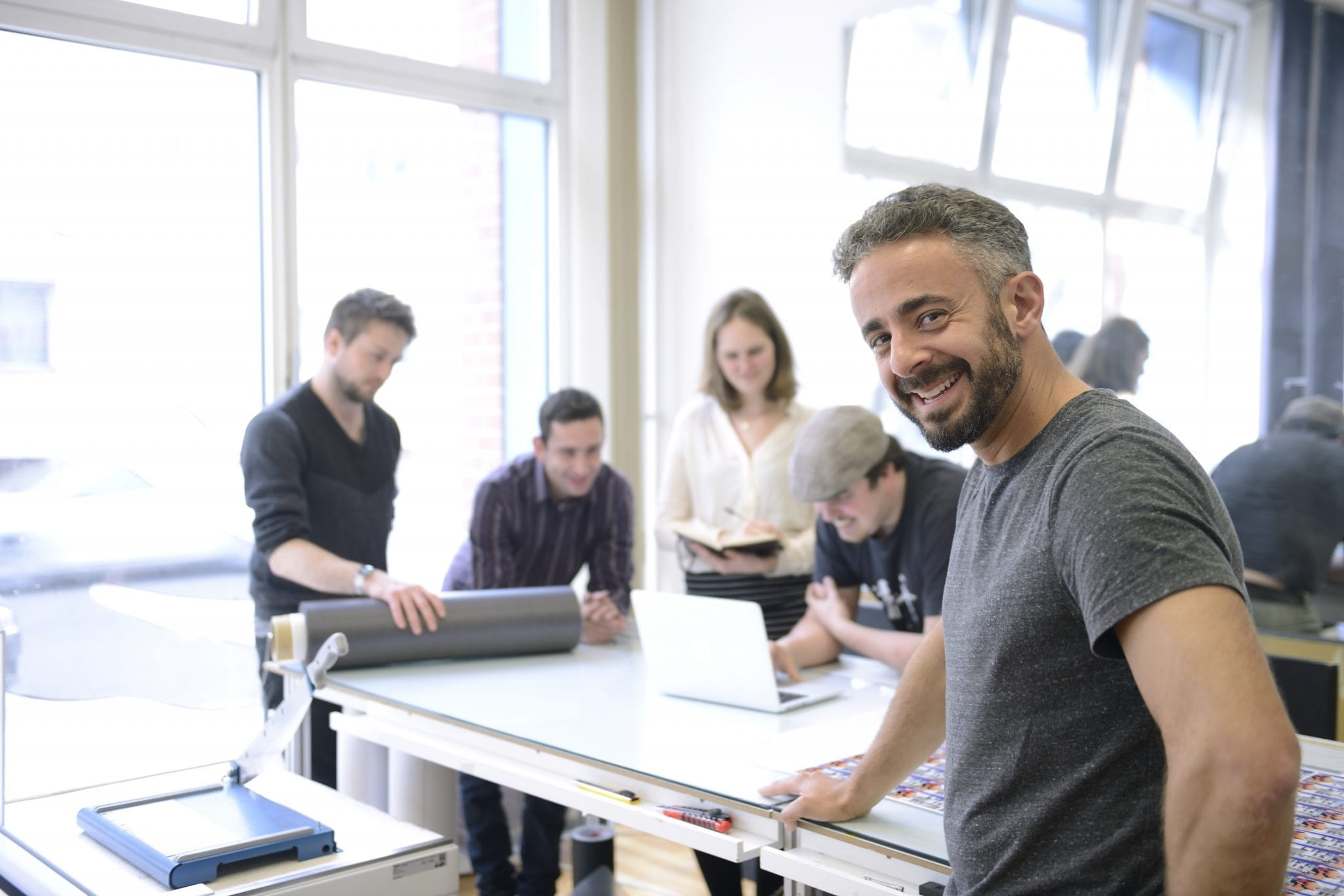 attracting employees to your startup