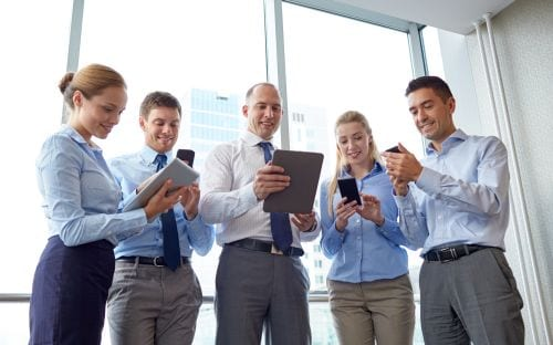 Blog post image pertaining to Tools of Engagement: 5 Great HR Programs to Involve Employees