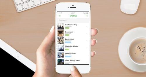 BoostHQ productivity app