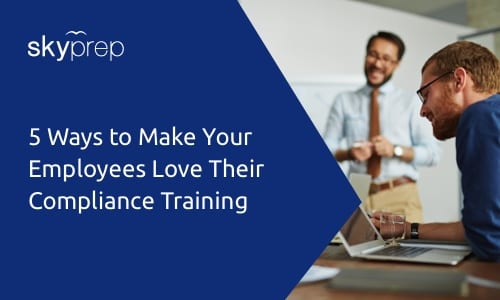 employee compliance training