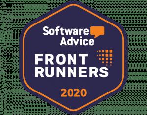 Softwareadvice fronrunner for SkyPrep