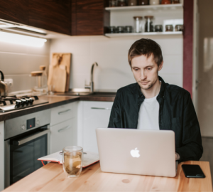 staying motivated while working from home