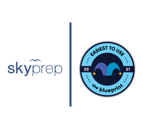 Blog post image pertaining to The Blueprint Announces SkyPrep as the Easiest-To-Use LMS for 2021
