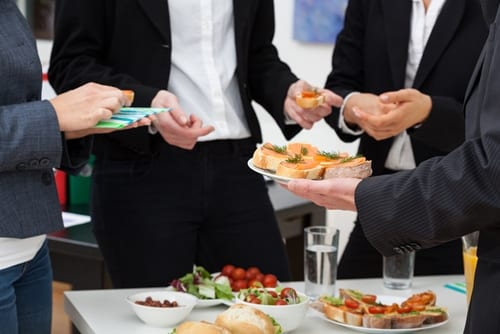 Food in the workplace