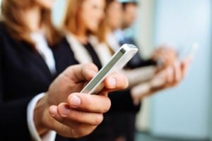 Benefits of mobile tech
